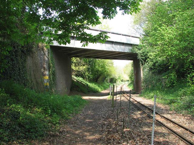 Bridge 1299 on the Bure Valley Railway - geograph.org.uk - 1279091