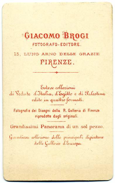 Image of Giacomo Brogi from Wikidata