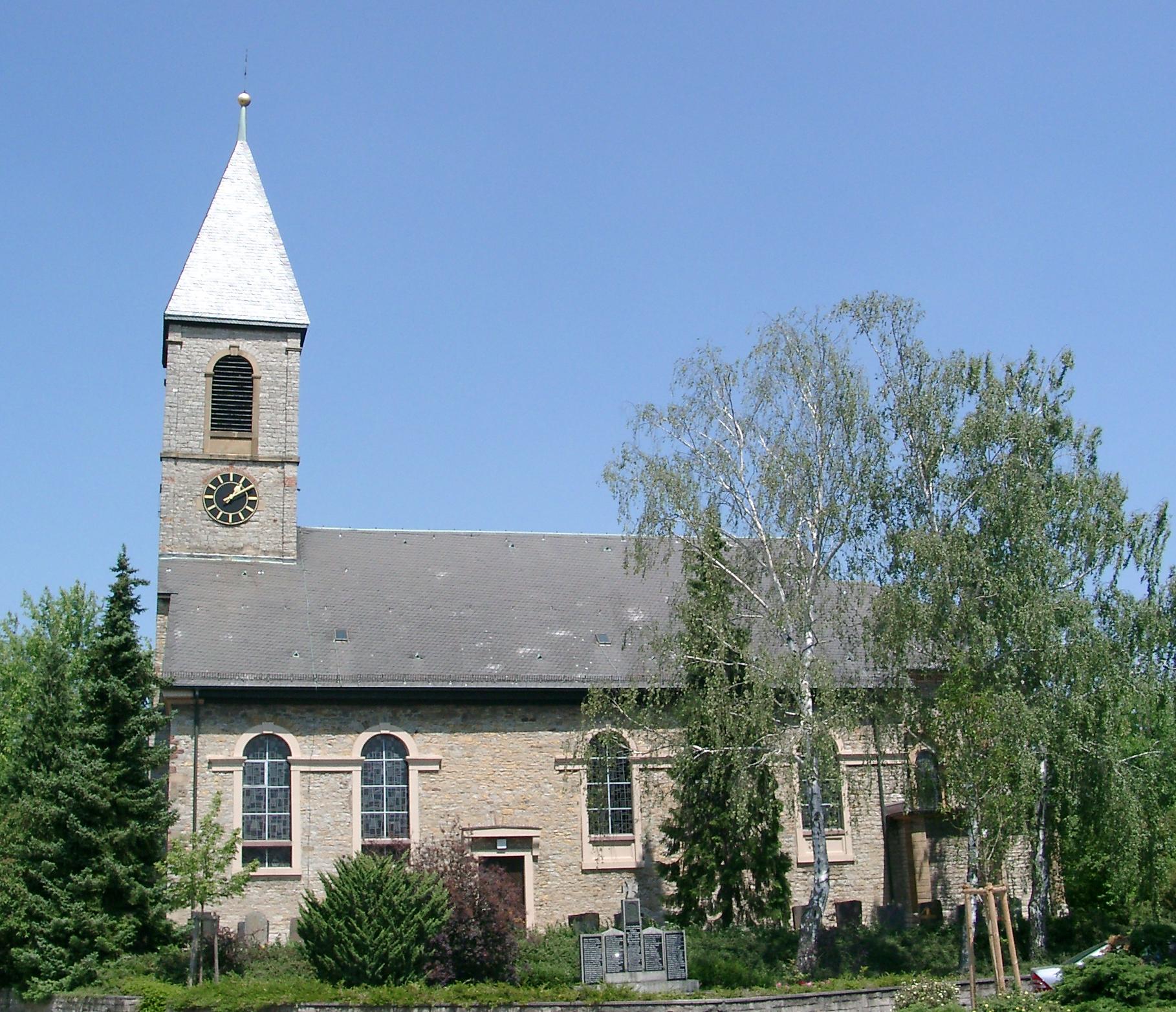 Kirche Bruchsal