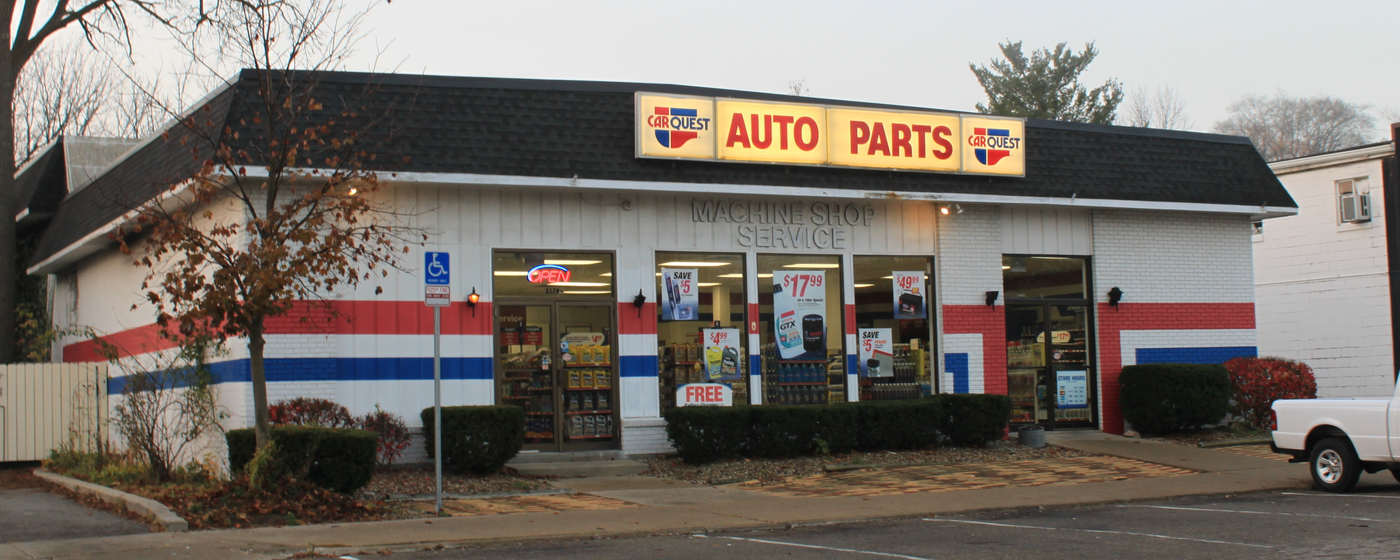 Car Parts Ann Arbor