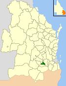 Shire of Cambooya Local government area in Queensland, Australia