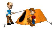 [en] camping, tent