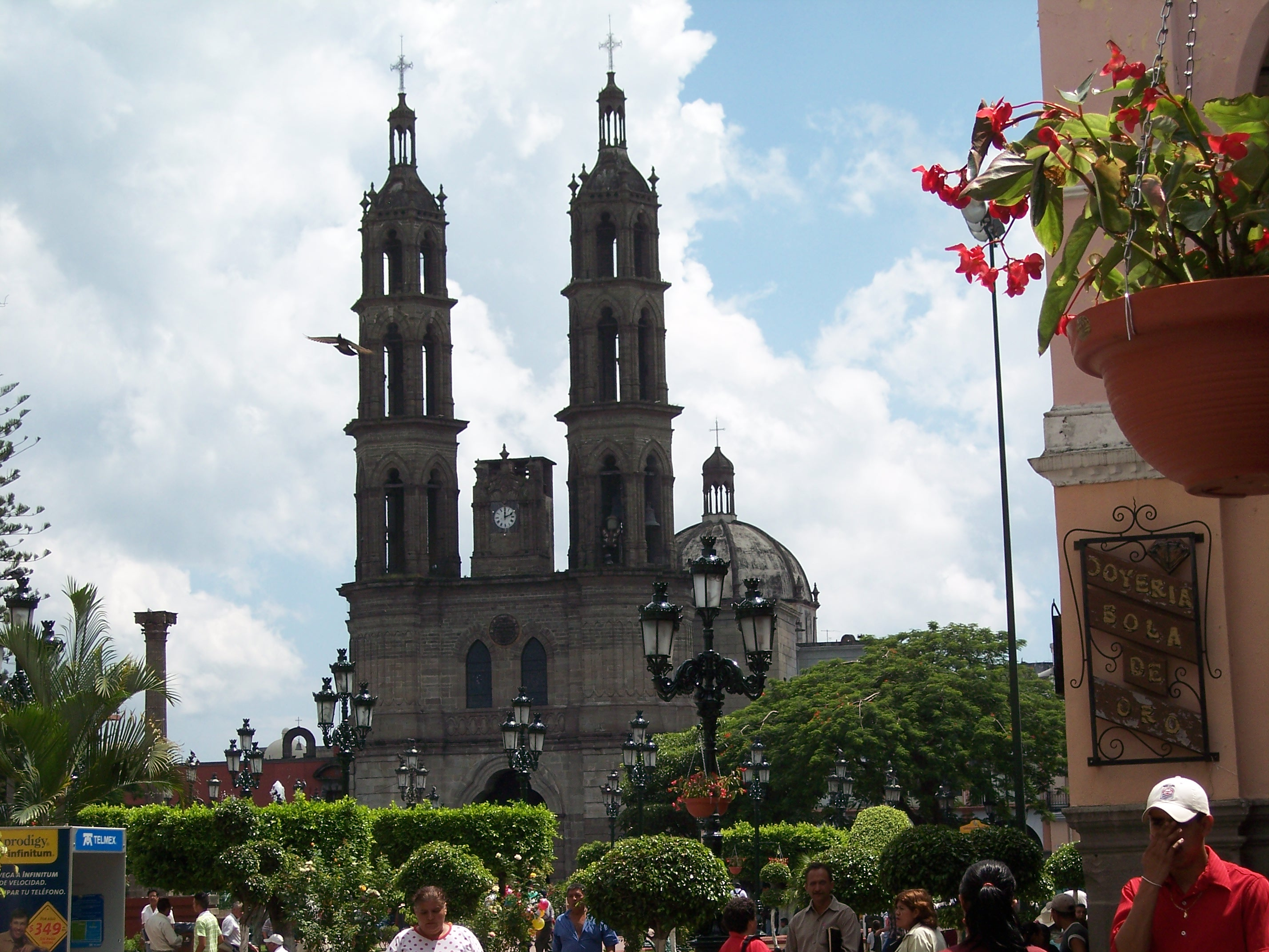 ArchivoCatedral de Tepic, Nayarit, MEXICOjpg  Wikipedia