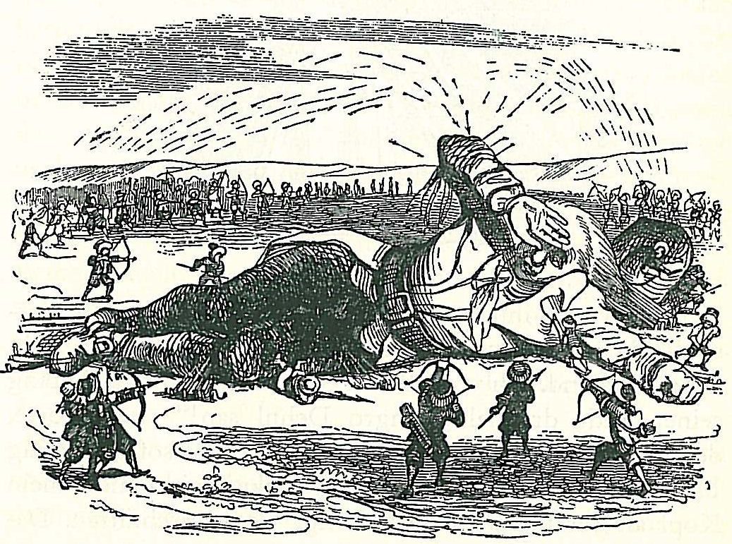 an analysis of jonathan swifts gulivers travels Read expert analysis on gulliver's travels introduction at owl eyes  though many of jonathan swift's books, including gulliver's travels, .