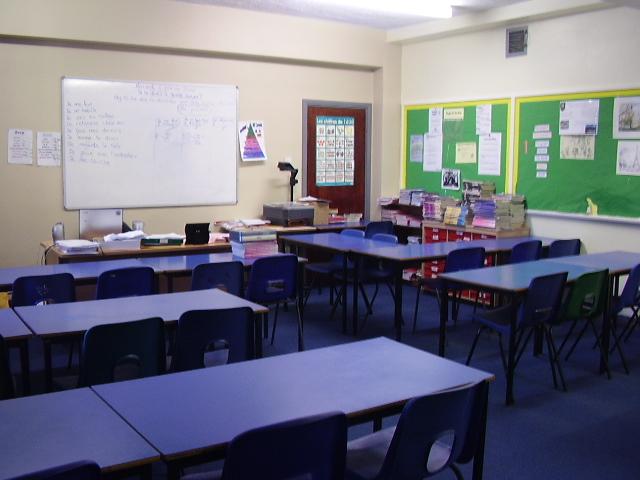 Chamberlayne-classroom