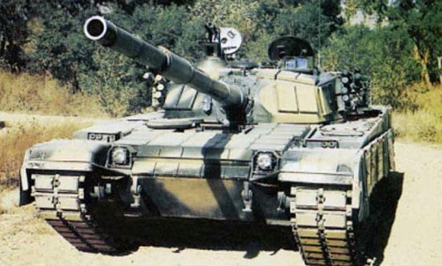 Type 90-IIIM Chinese MBT