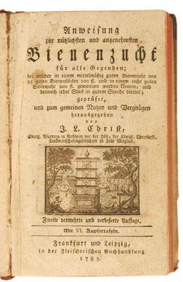 Johann Ludwig Christ