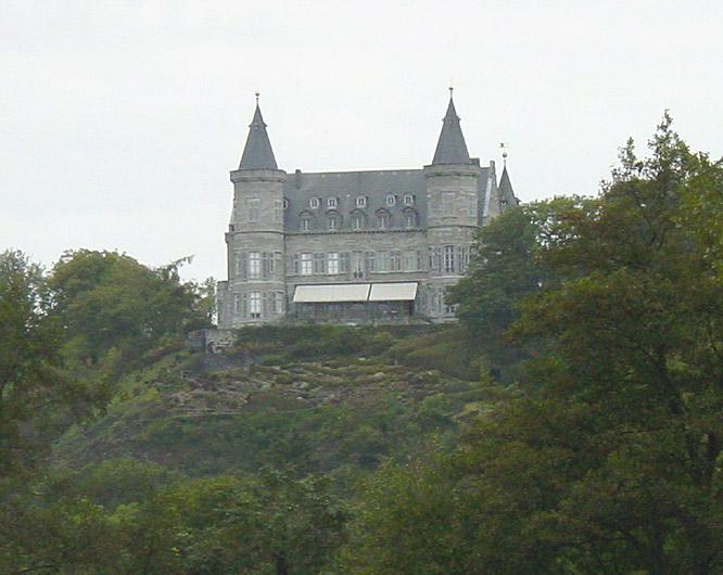 Belgian Royal Residences CiergnonCastle