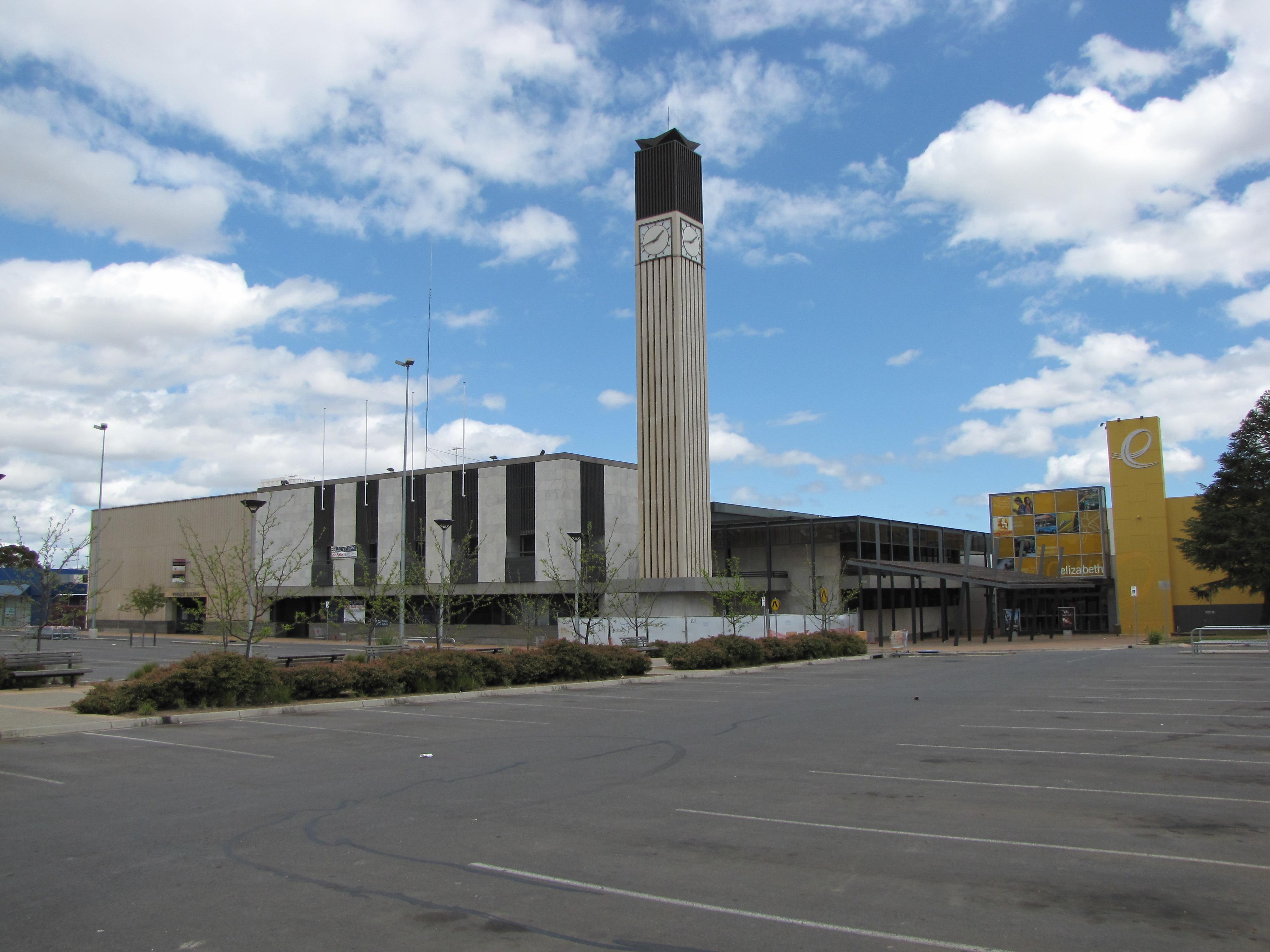 File:Clock Tower Elizabeth City Centre.JPG - Wikimedia Commonselizabeth city city