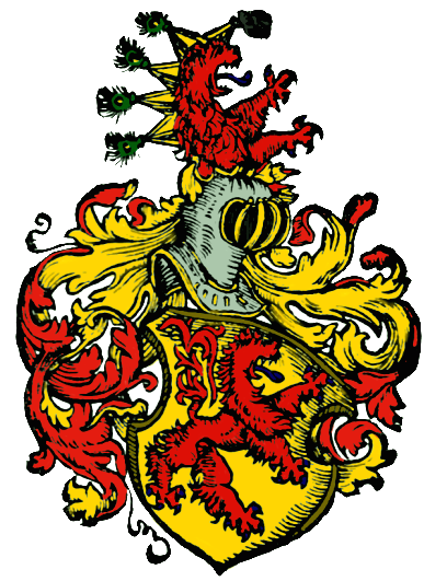 Coat of arms of the House of Habsburg