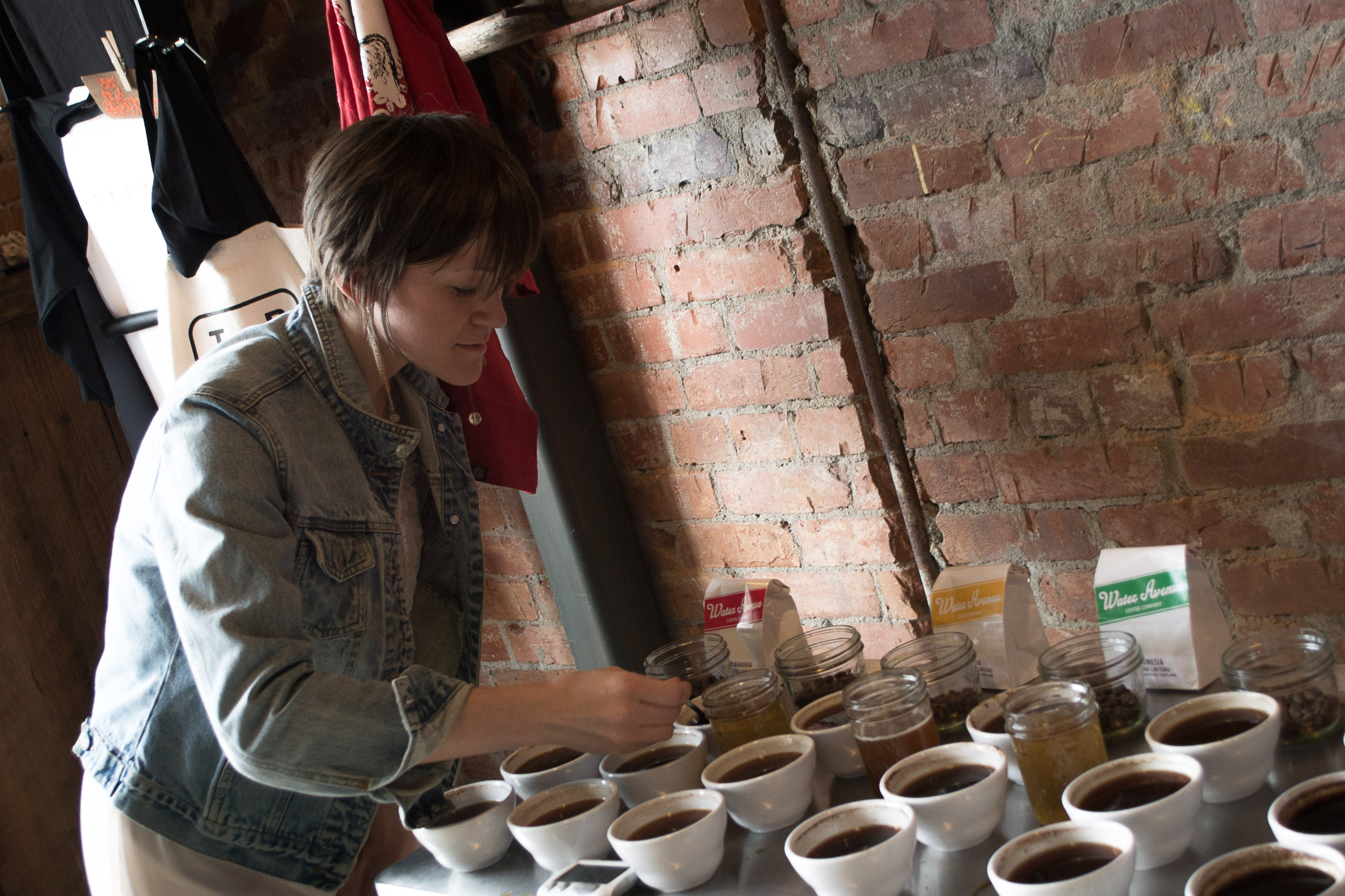 Image result for coffee tasting