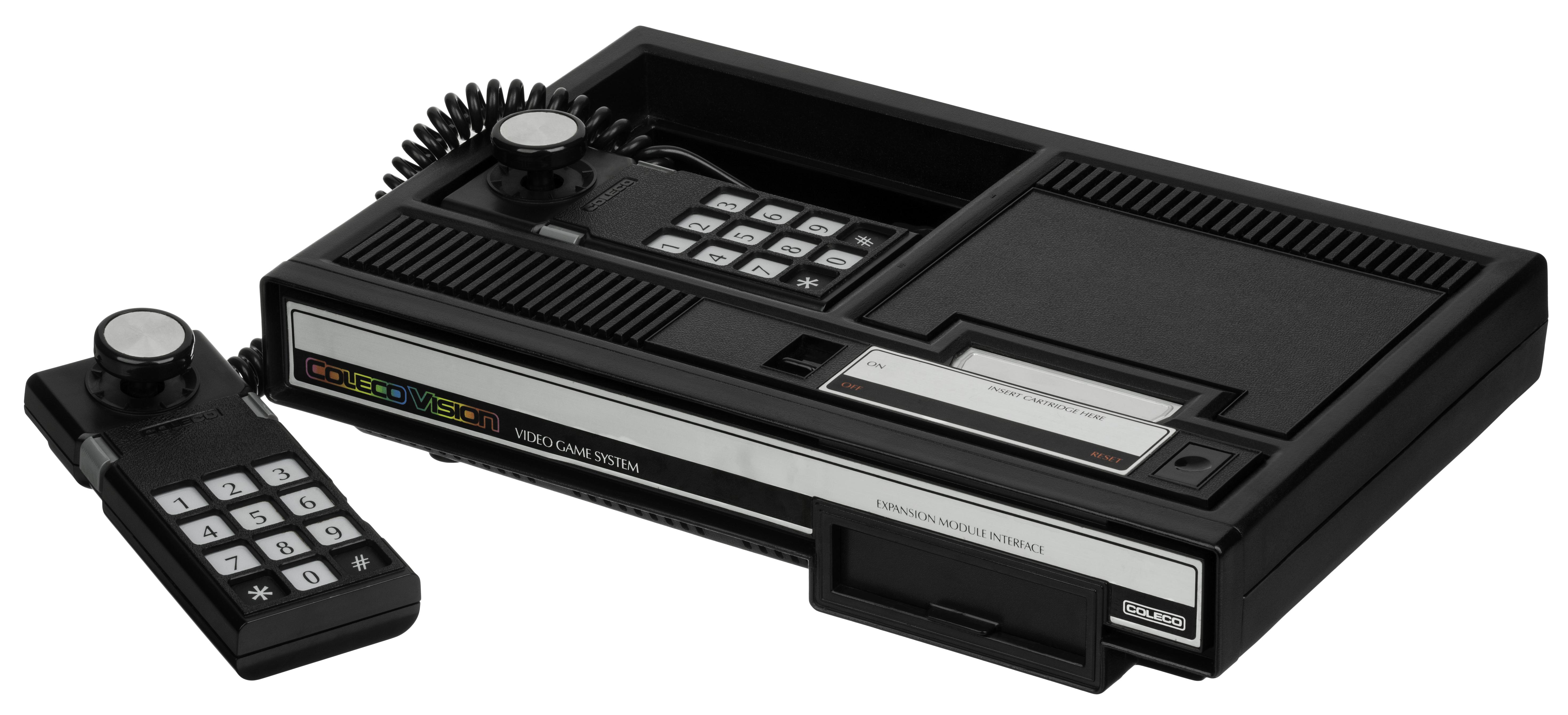 Conheça o Colecovision e o SG-1000 - Dois consoles com praticamente o mesmo hardware