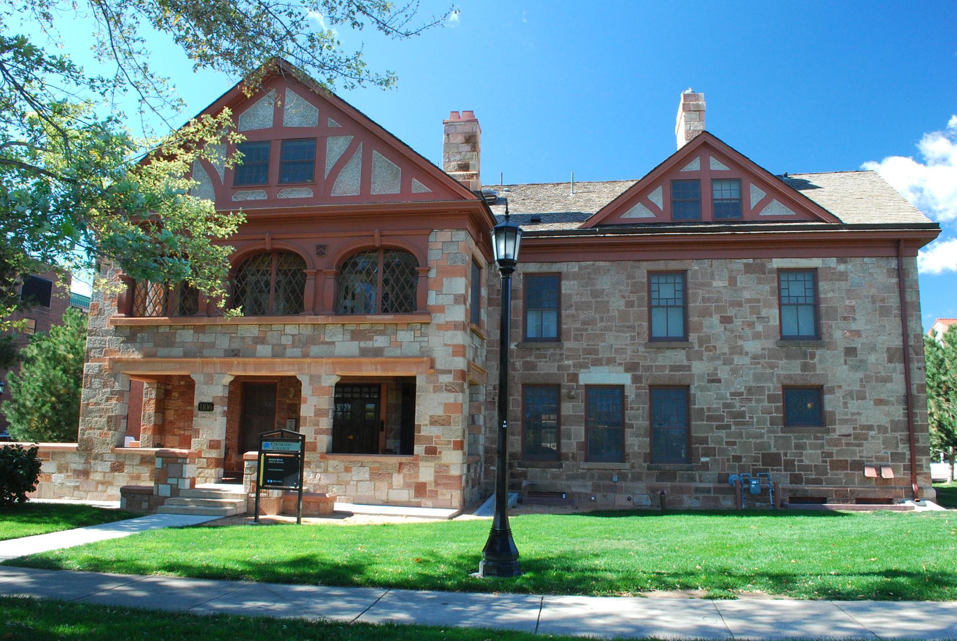 File colorado college arthur house 1106 n nevada jpg for Country house com