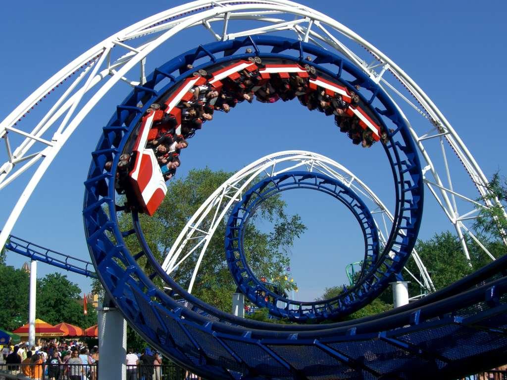 Corkscrew (Cedar Point) - Wikipedia