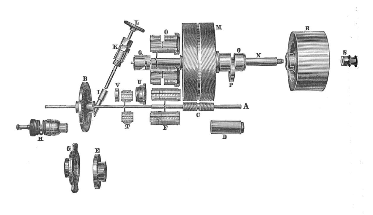 de laval turbine