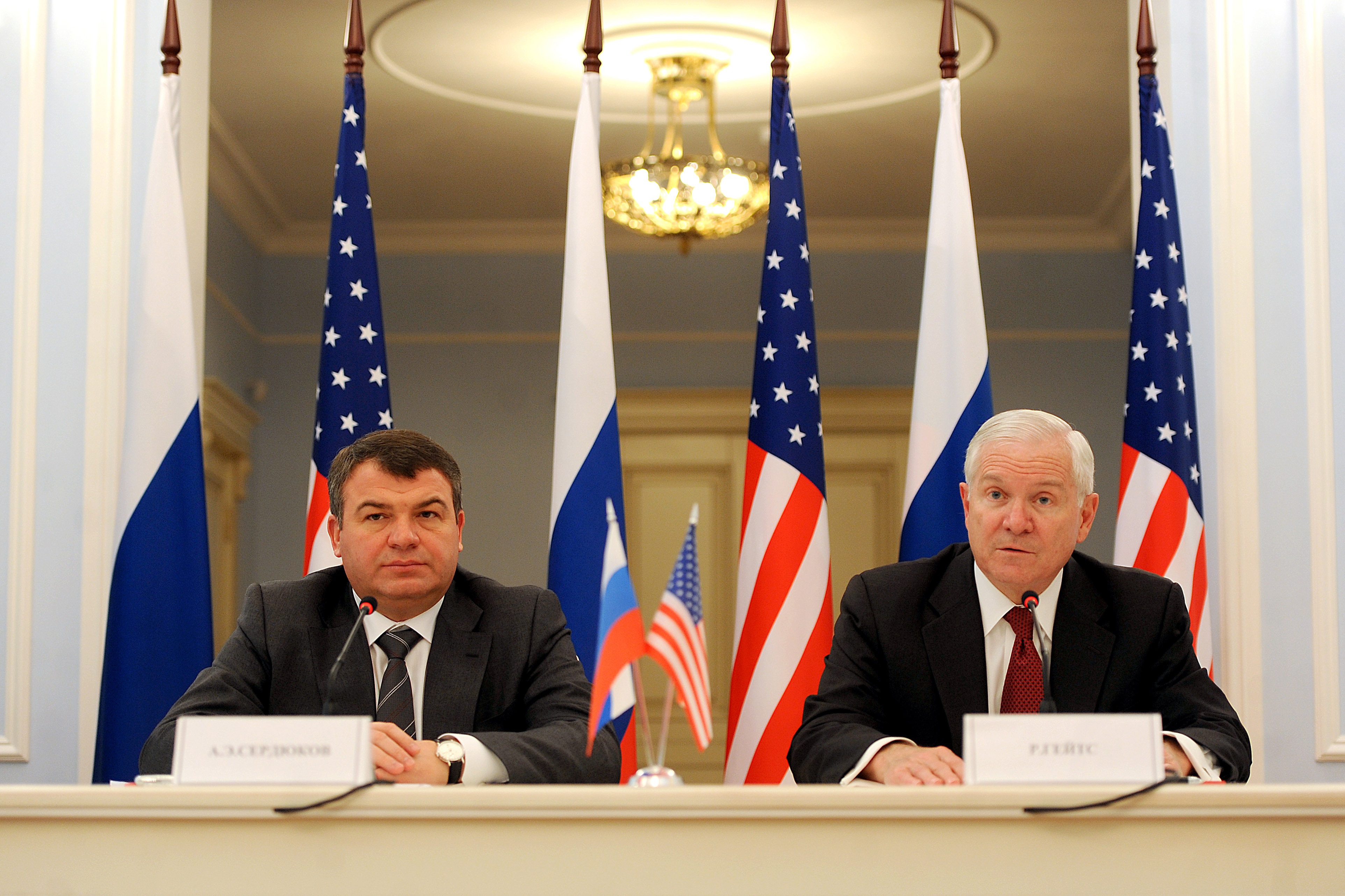 Media: Former Minister of Defense Anatoly Serdyukov was pardoned 06.03.2014 65