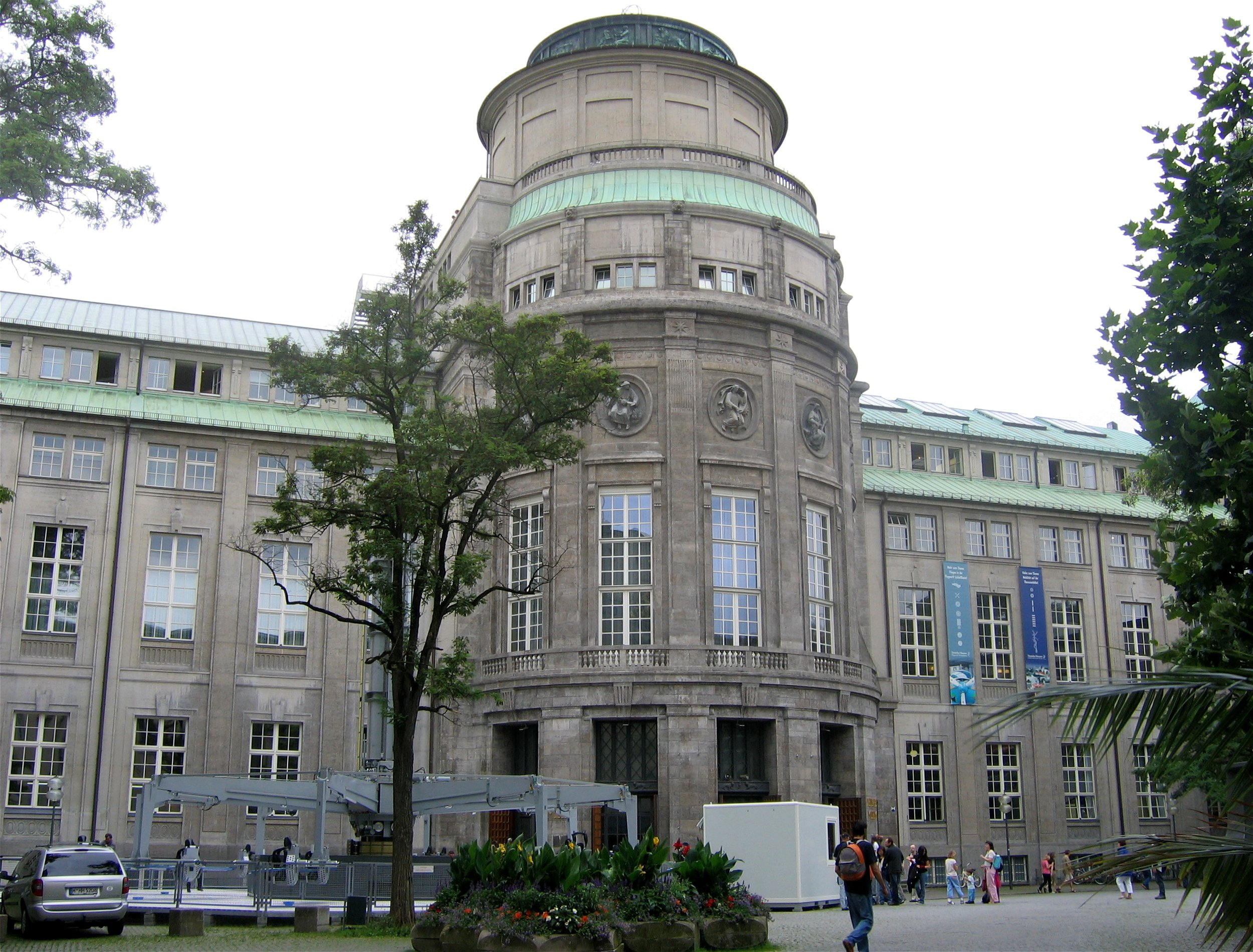 File deutsches museum muenchen wikimedia commons for Munchen architekturmuseum