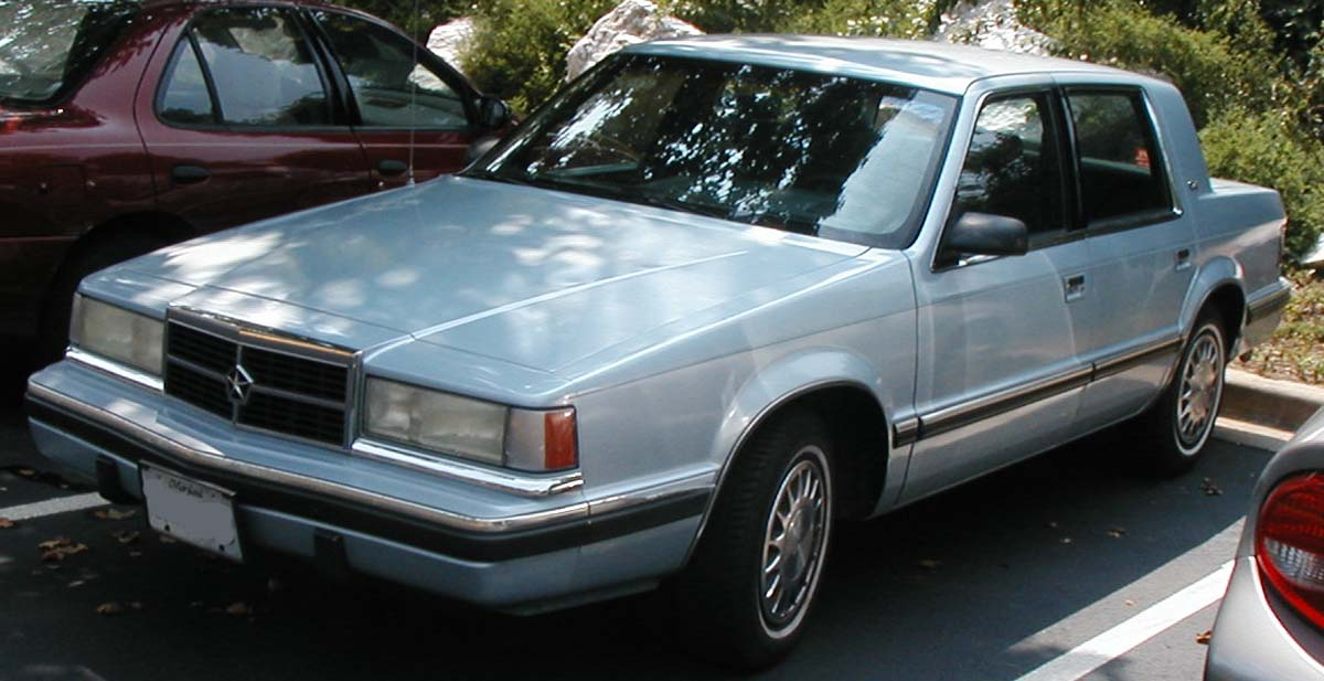 1988 Dodge Dynasty Related Infomation Specifications