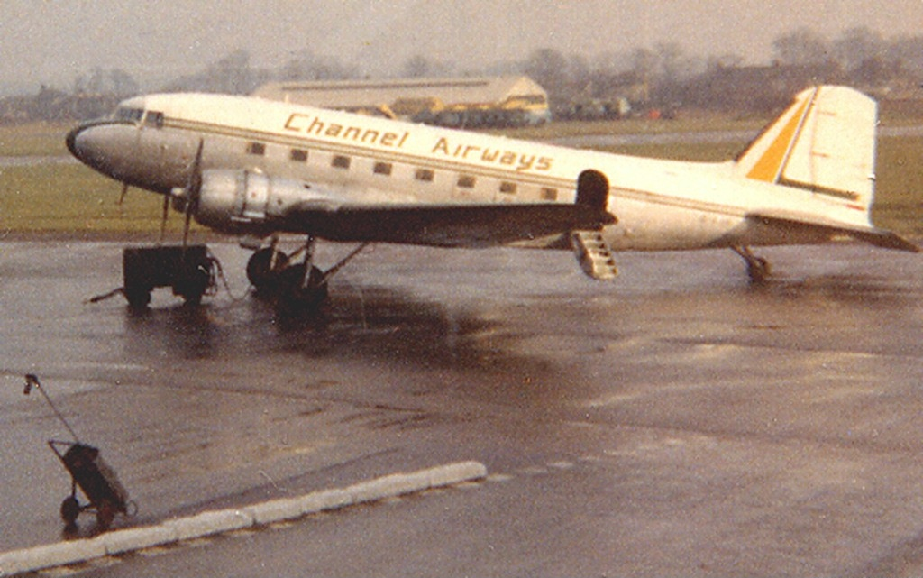 1946 Railway Air Services Dakota crash - Wikipedia