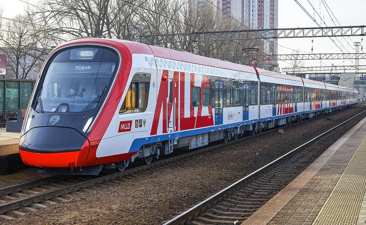 Ivolga (train) - Wikipedia