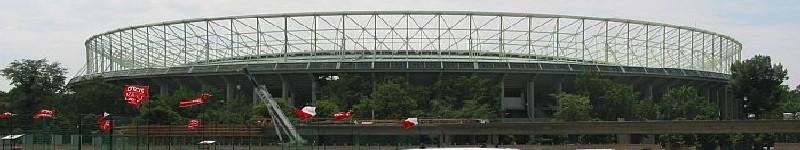 Bereits nach der Eröffnung 1931 mit dem Cupendspiel betraut, entwickelte sich das Praterstadion spätestens nach Ende des Zweiten Weltkriegs zum traditionellen Finalspielort des ÖFB-Cups