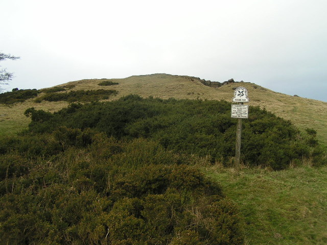 Eccles Pike summit - geograph.org.uk - 92376