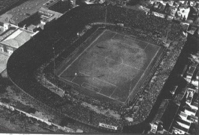 El Gasómetro de Boedo, sede de la Copa América 1937
