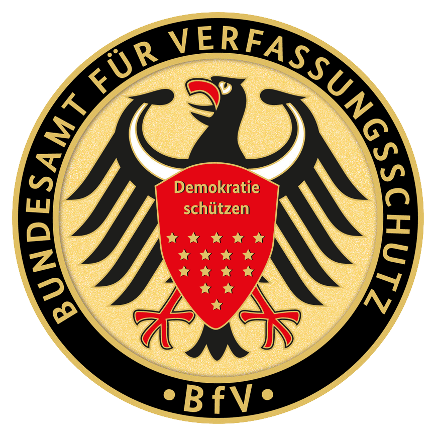 File:Emblem of the BfV.png - Wikimedia Commons