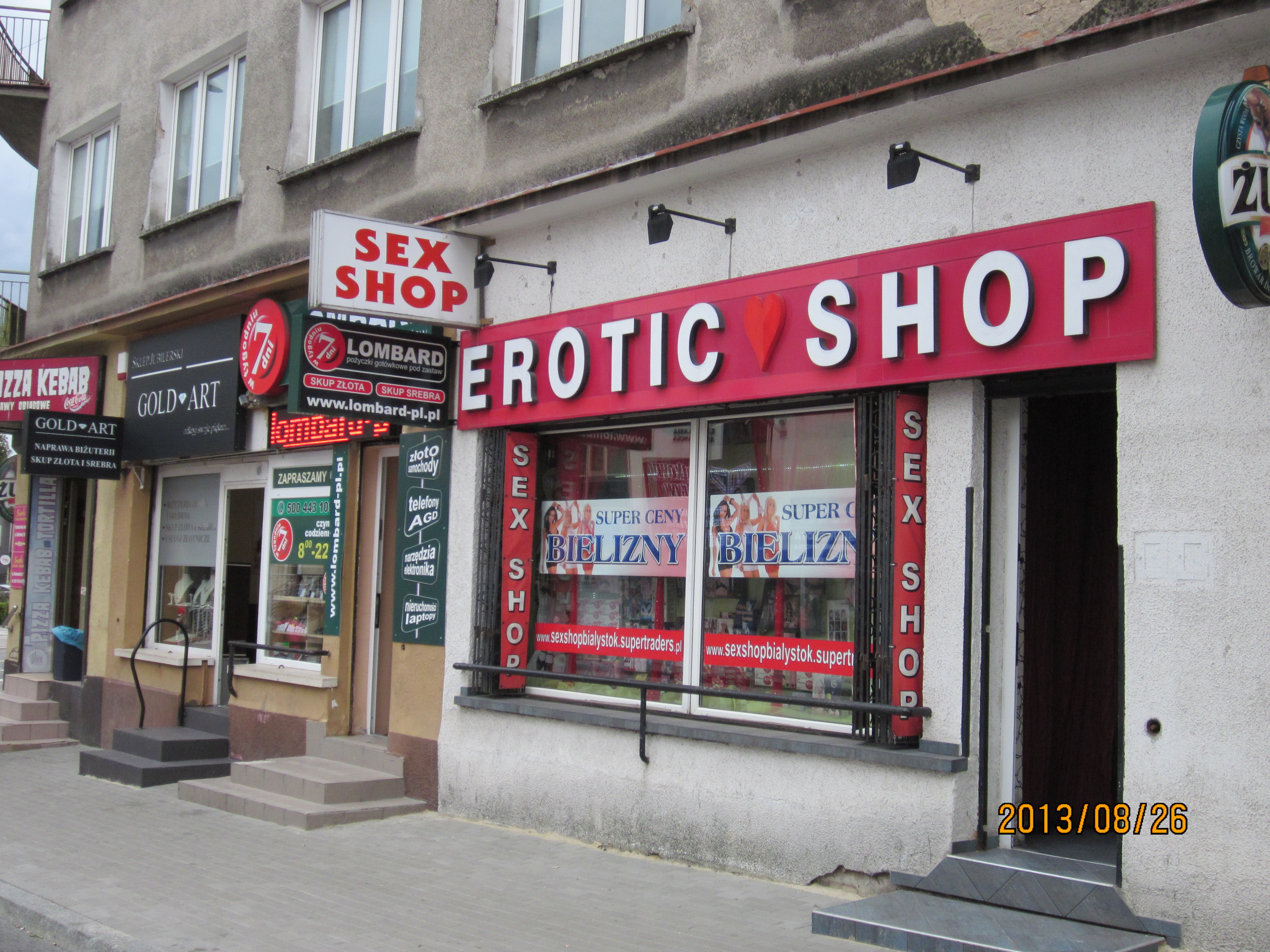 Shop for erotic