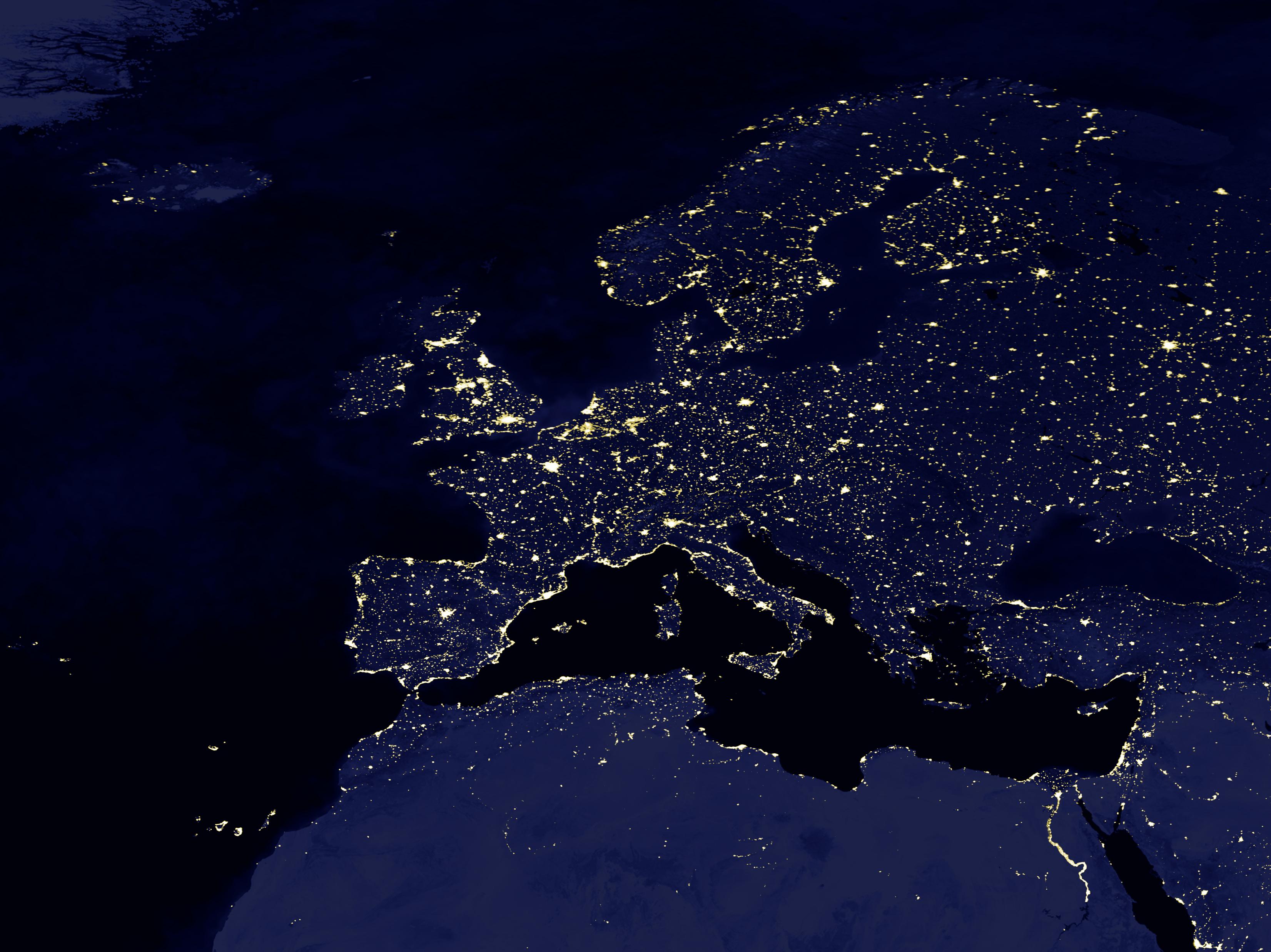 Geographie Europas – Wikipedia
