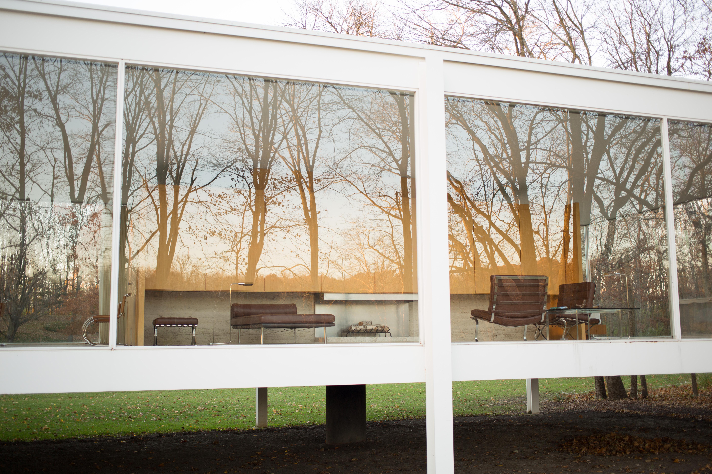Farnsworth house by mies van der rohe exterior 8 jpg - Farnsworth House By Mies Van Der Rohe Exterior 8 Jpg 2