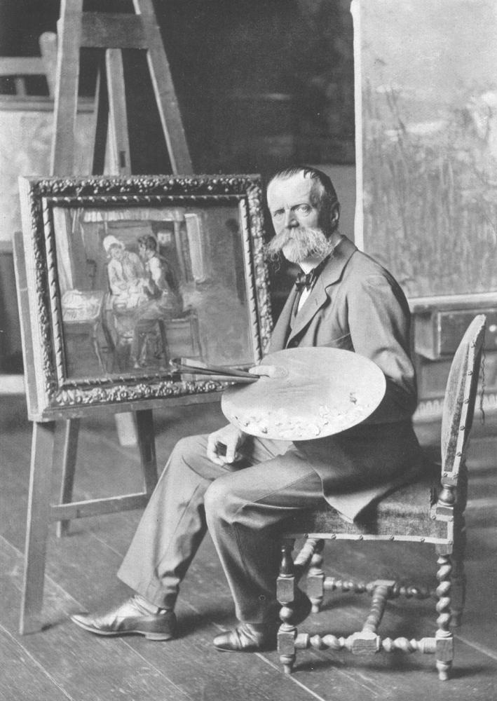 Fritz von Uhde - Wikipedia