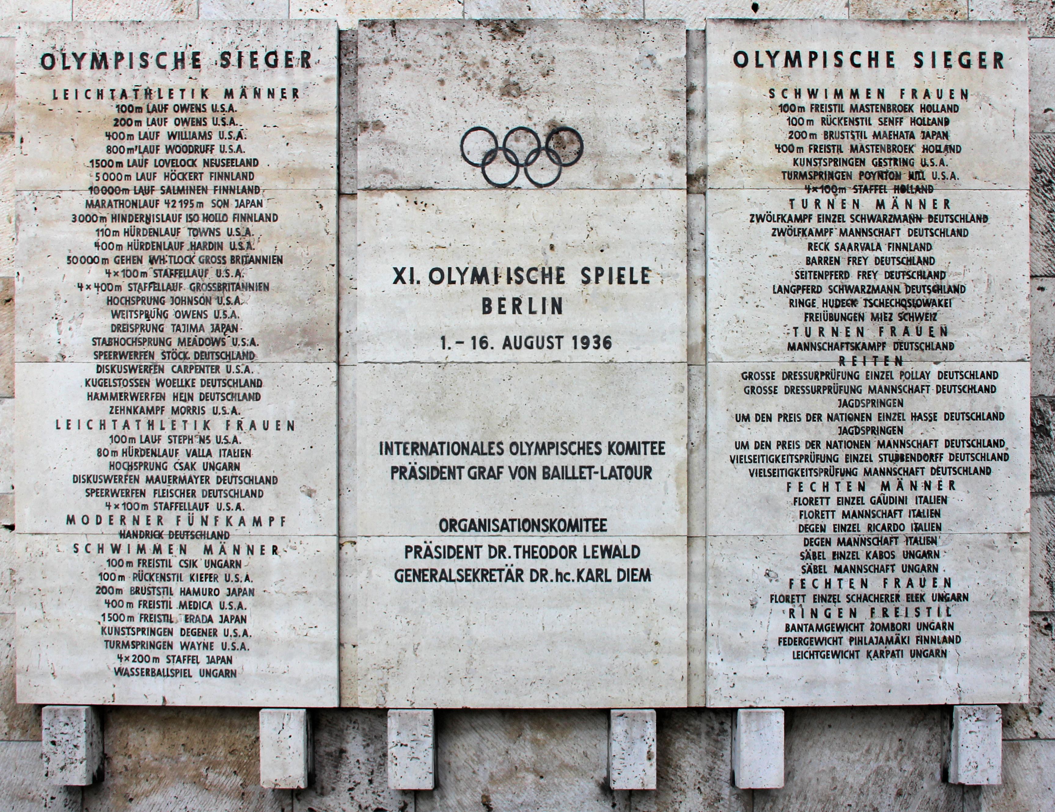 medaillengewinner olympische spiele