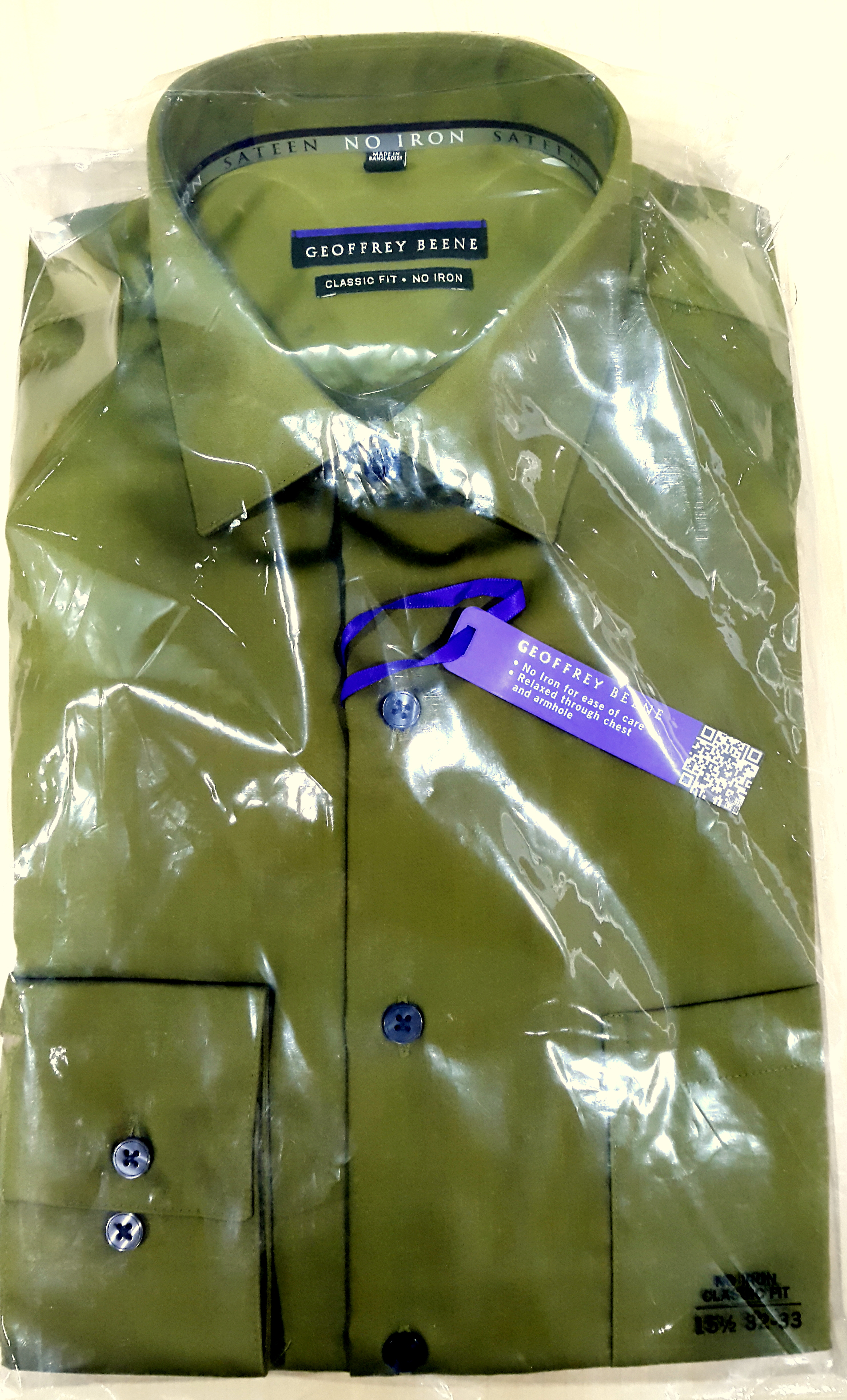 Filegeoffrey Beene Dress Shirt Producing In A Rmg Factory Of