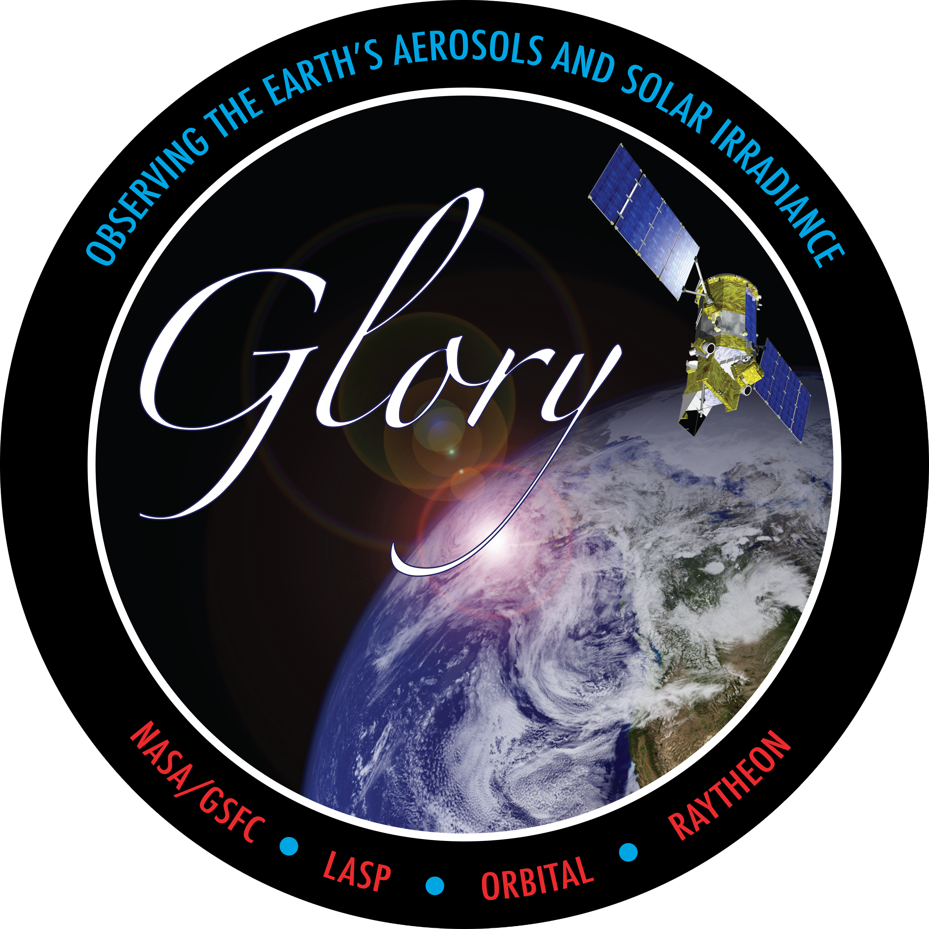 file glory mission identifier lowerres glory logo Golf Logo 25 Th Anniversary 25th anniversary logo vector free