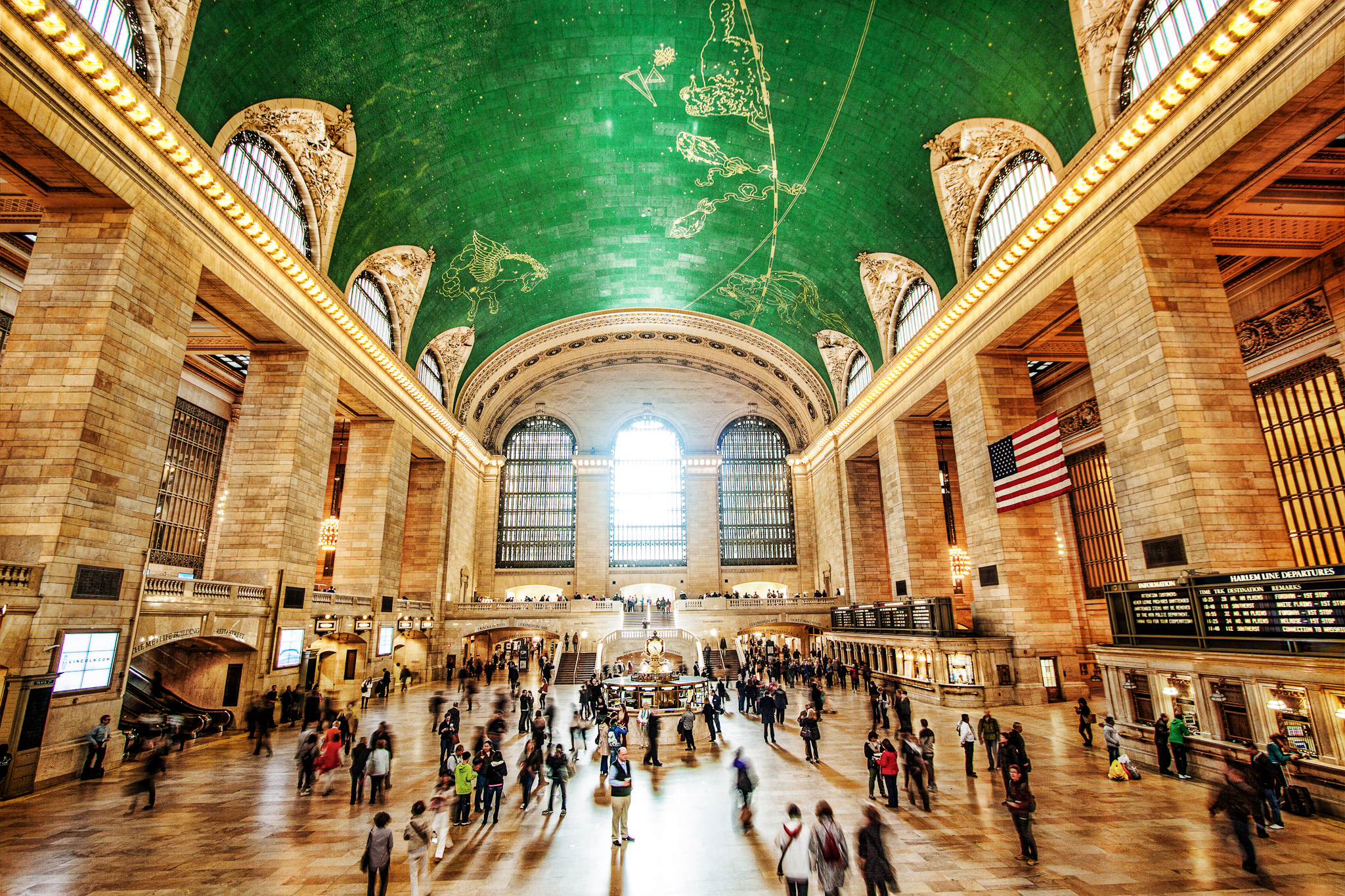 File grand central terminal wikimedia commons for Grand tableau new york