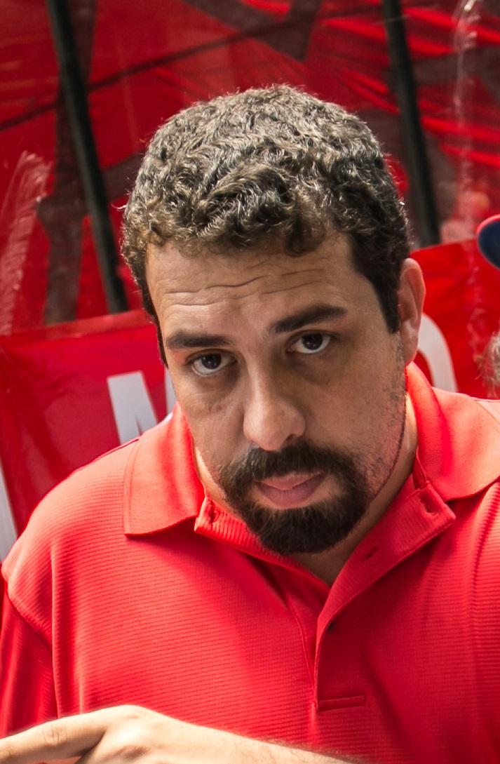 Resultado de imagen para Guilherme Boulos