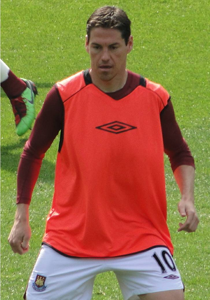 Franco with [[West Ham United|West Ham]] in 2010