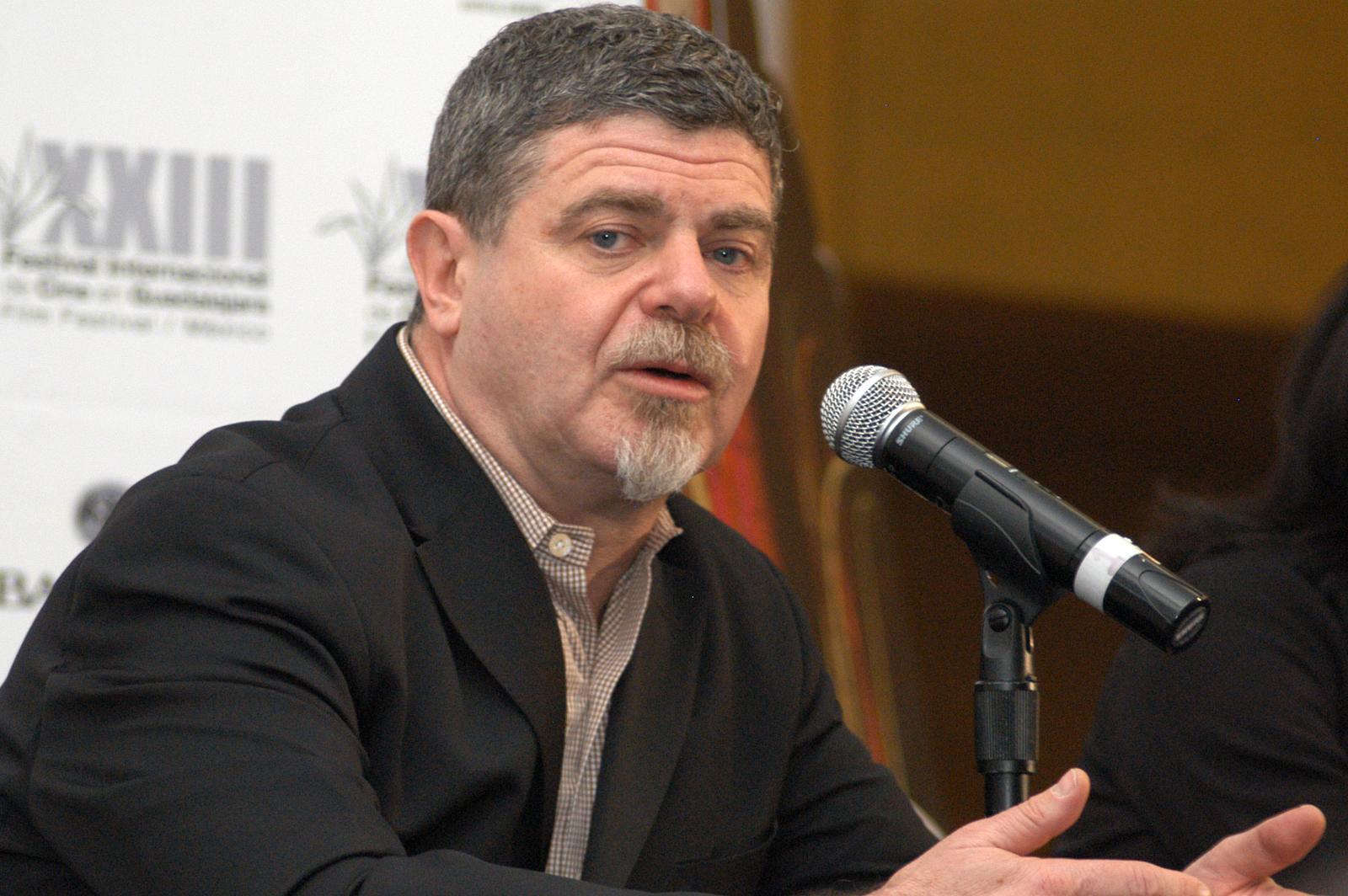 Gustavo Santaolalla en 2008.