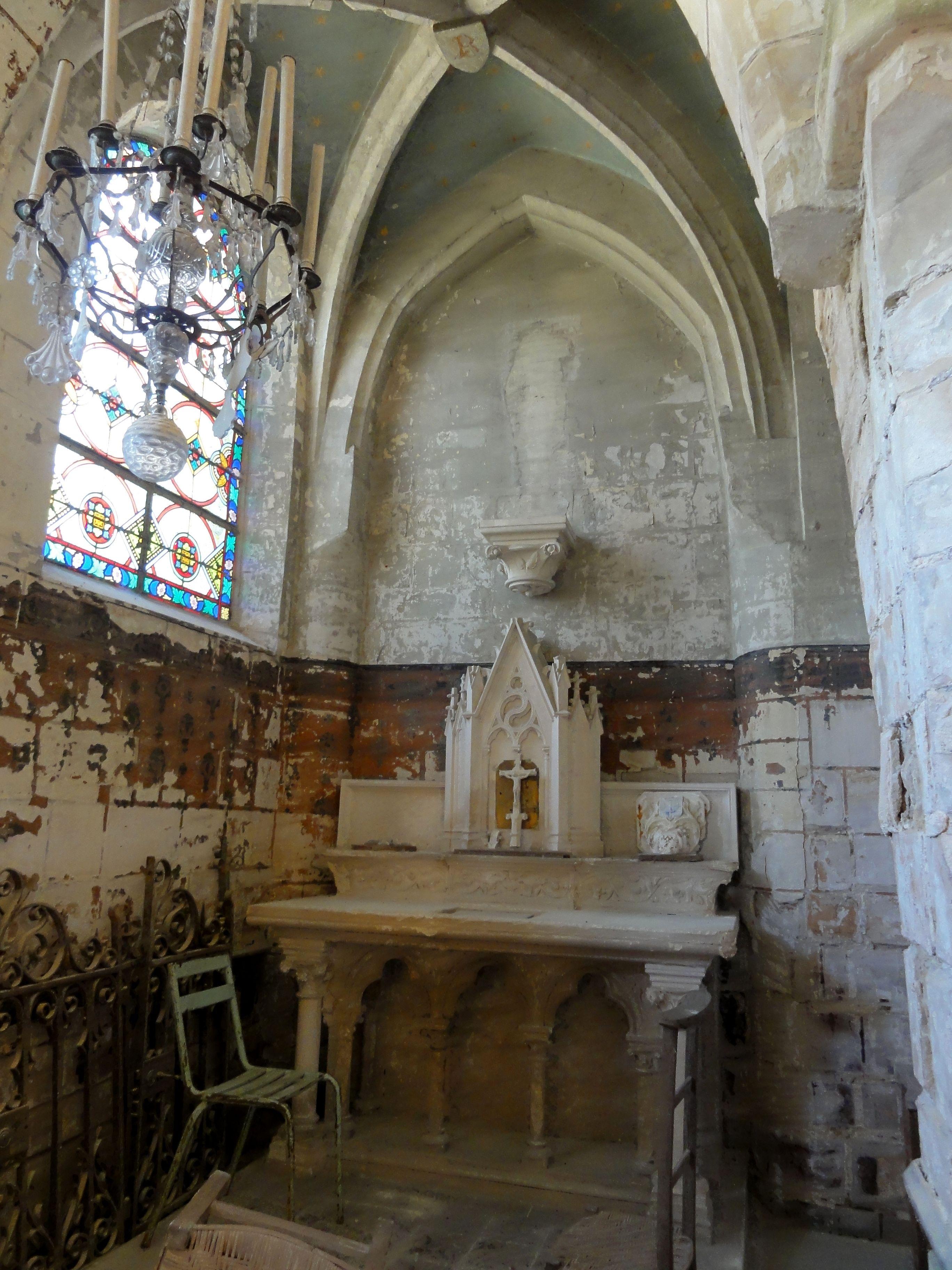 file h rouville 95 glise saint clair chapelle nord chevet jpg wikimedia commons. Black Bedroom Furniture Sets. Home Design Ideas