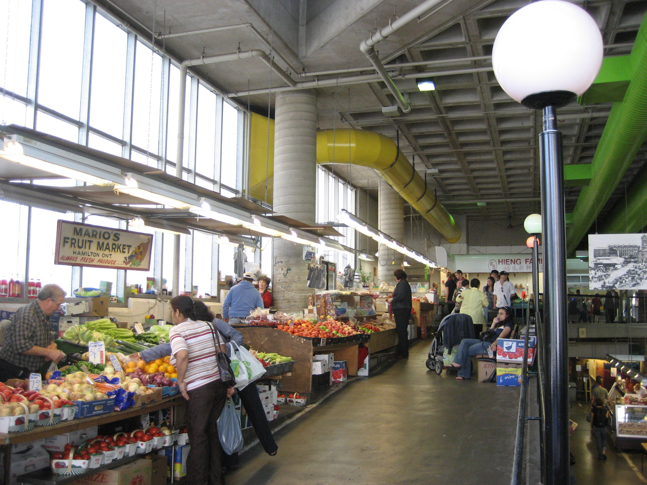 Farmers Market By Food Baazar Bridgeport Ct