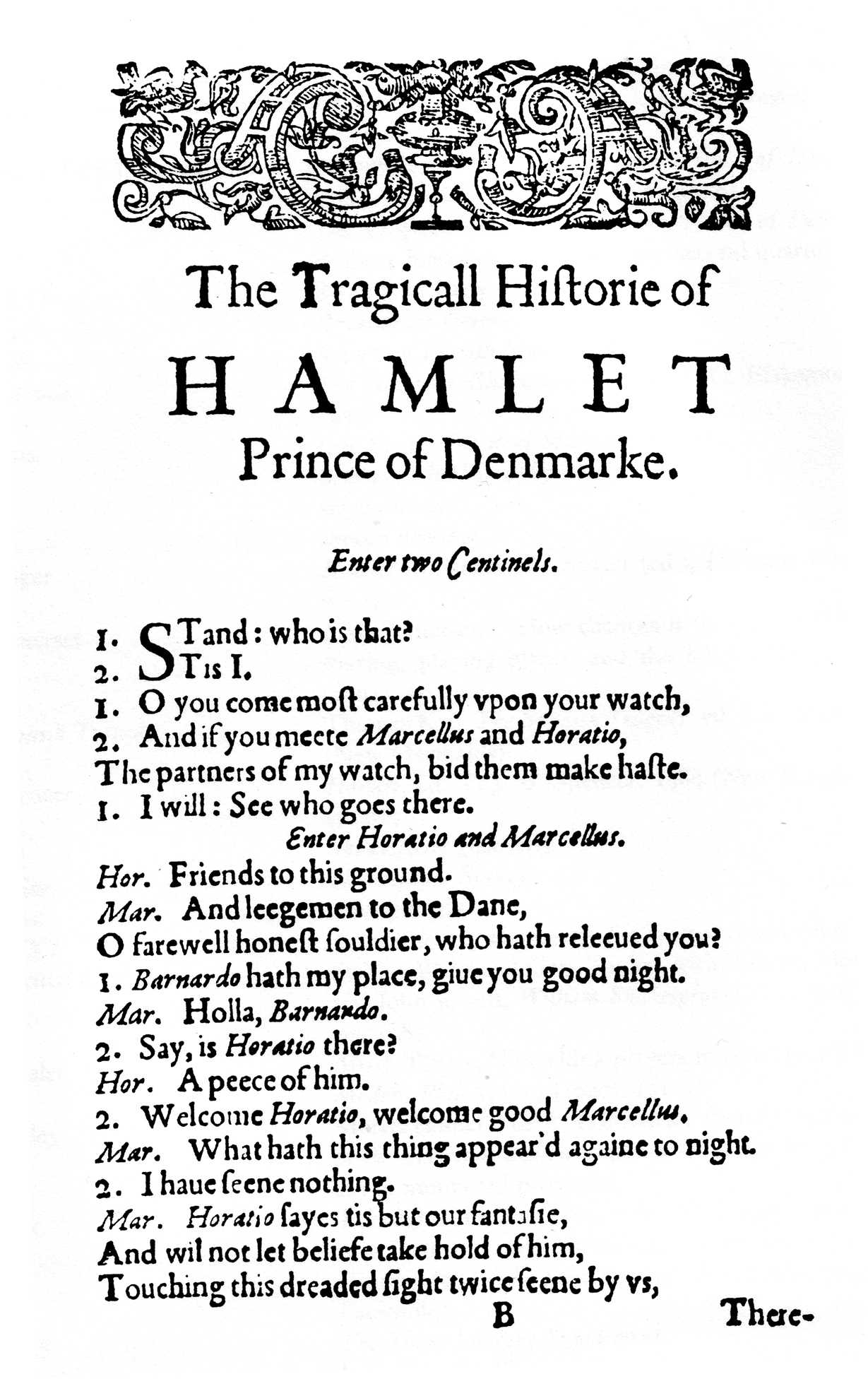 Sending Shakespeare out for a modern-day rewrite