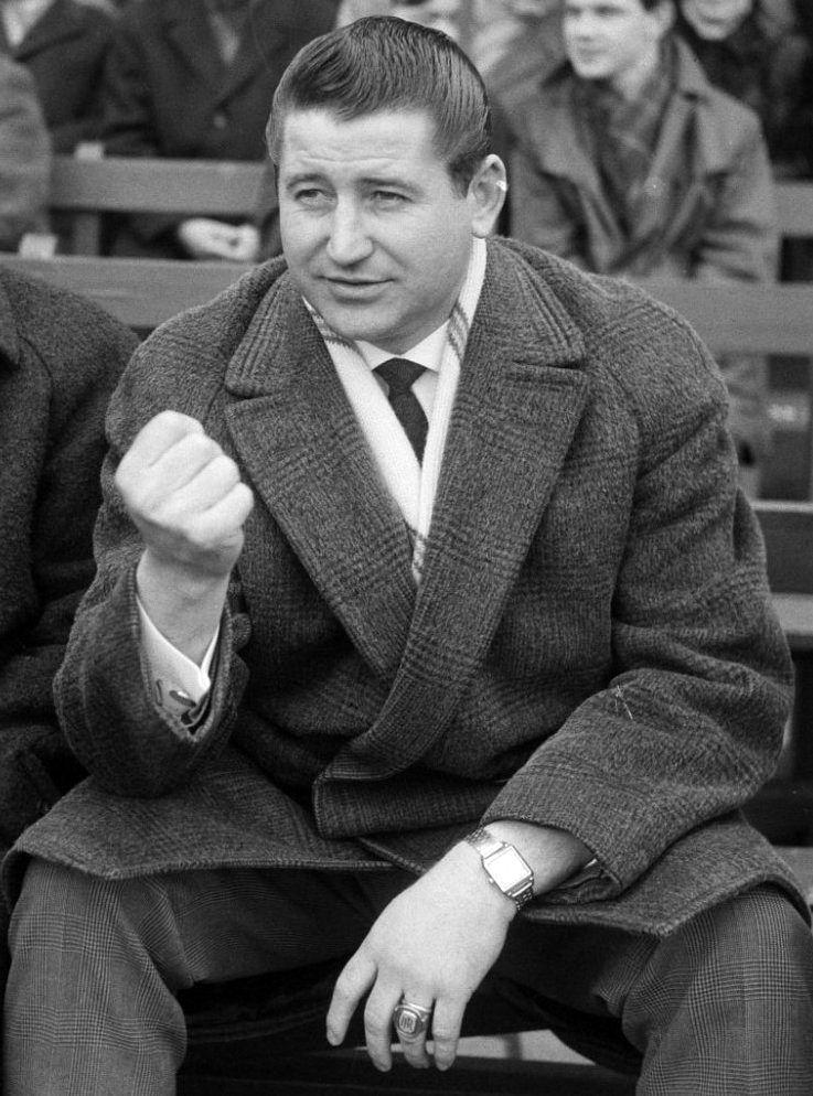 Helmut Rahn Größe