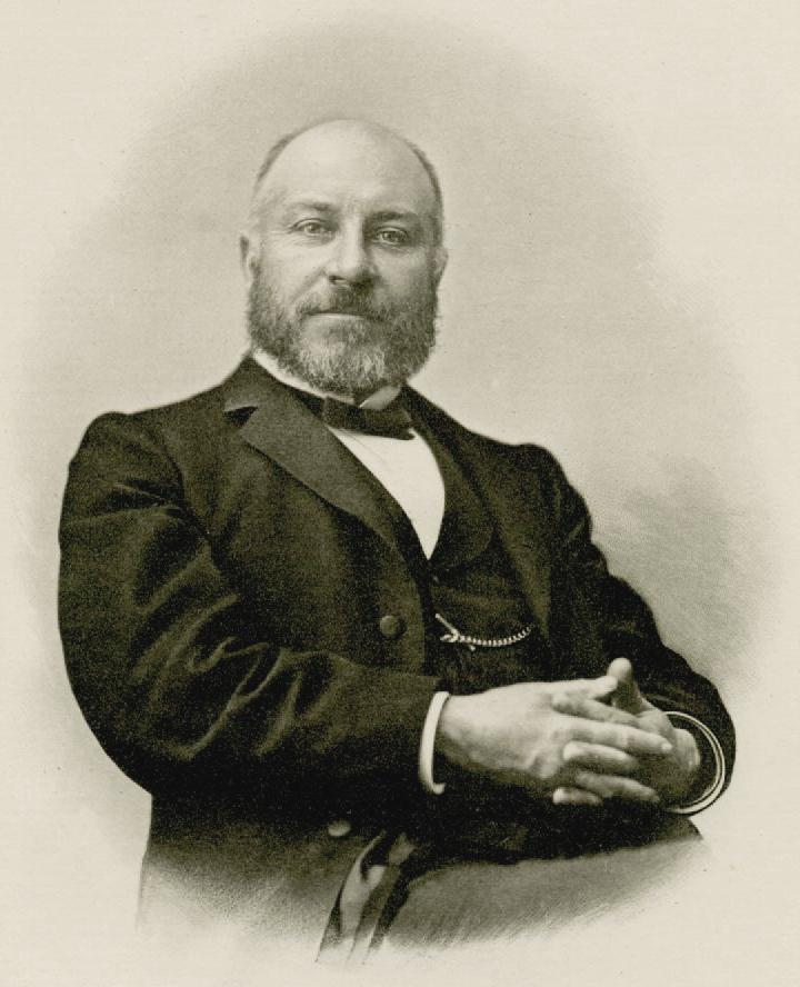 Saint Louis School >> Henri Jules Louis Marie Rendu - Wikipedia