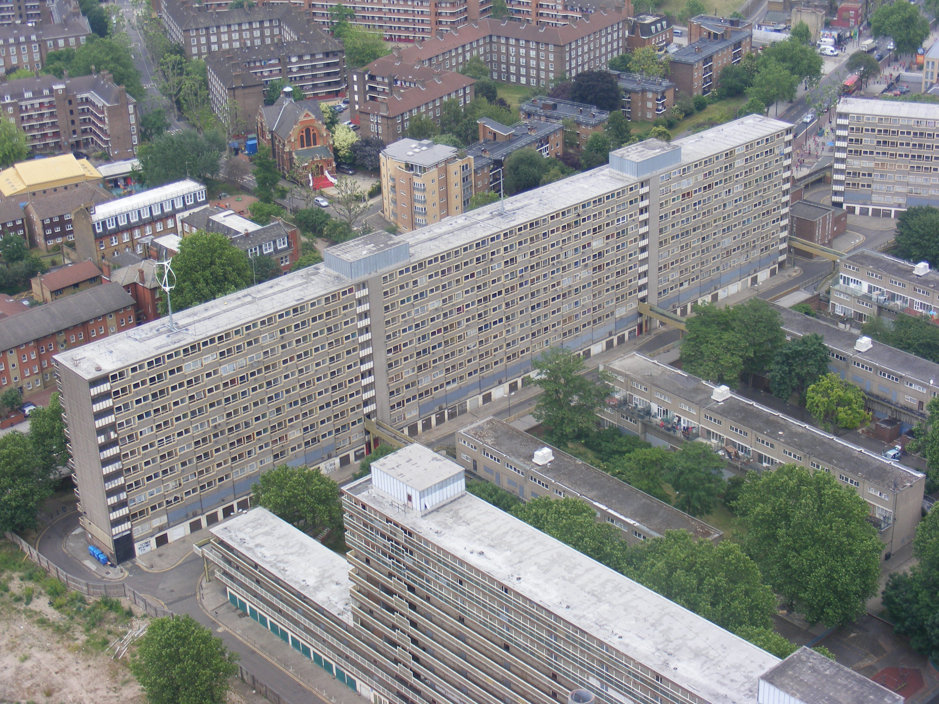 Elephant And Castle New Build