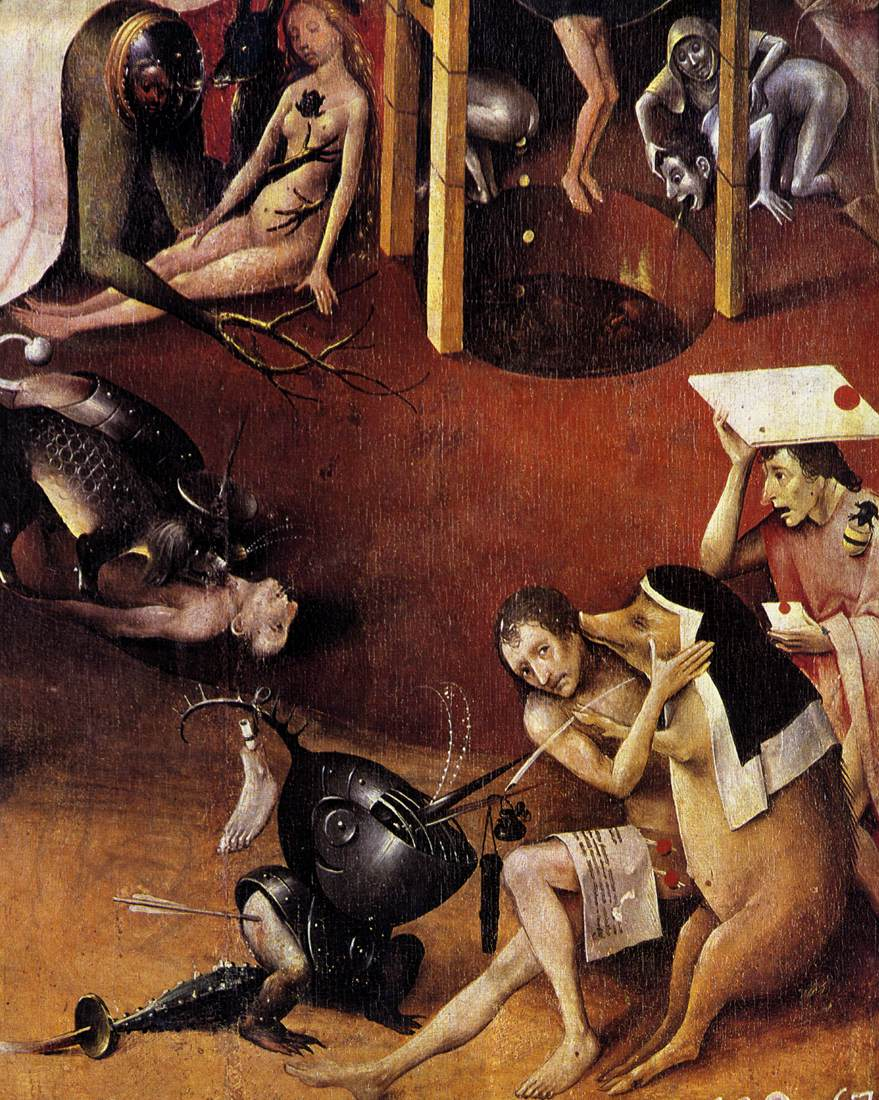 hieronymus bosch on pinterest triptych seven deadly sins and museums. Black Bedroom Furniture Sets. Home Design Ideas