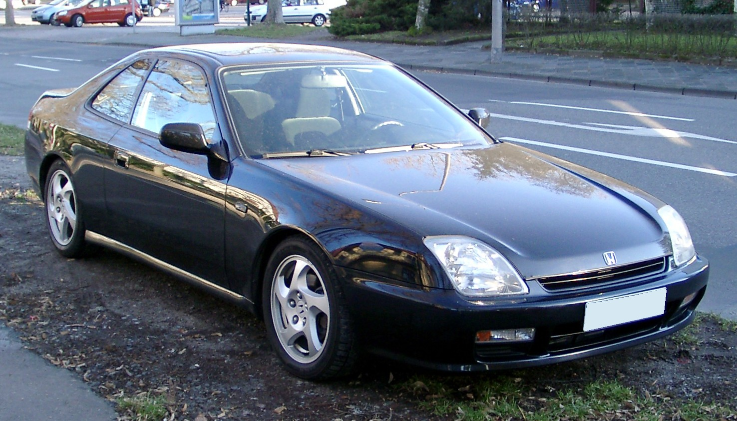 Description Honda Prelude 5 front 20080220.jpg