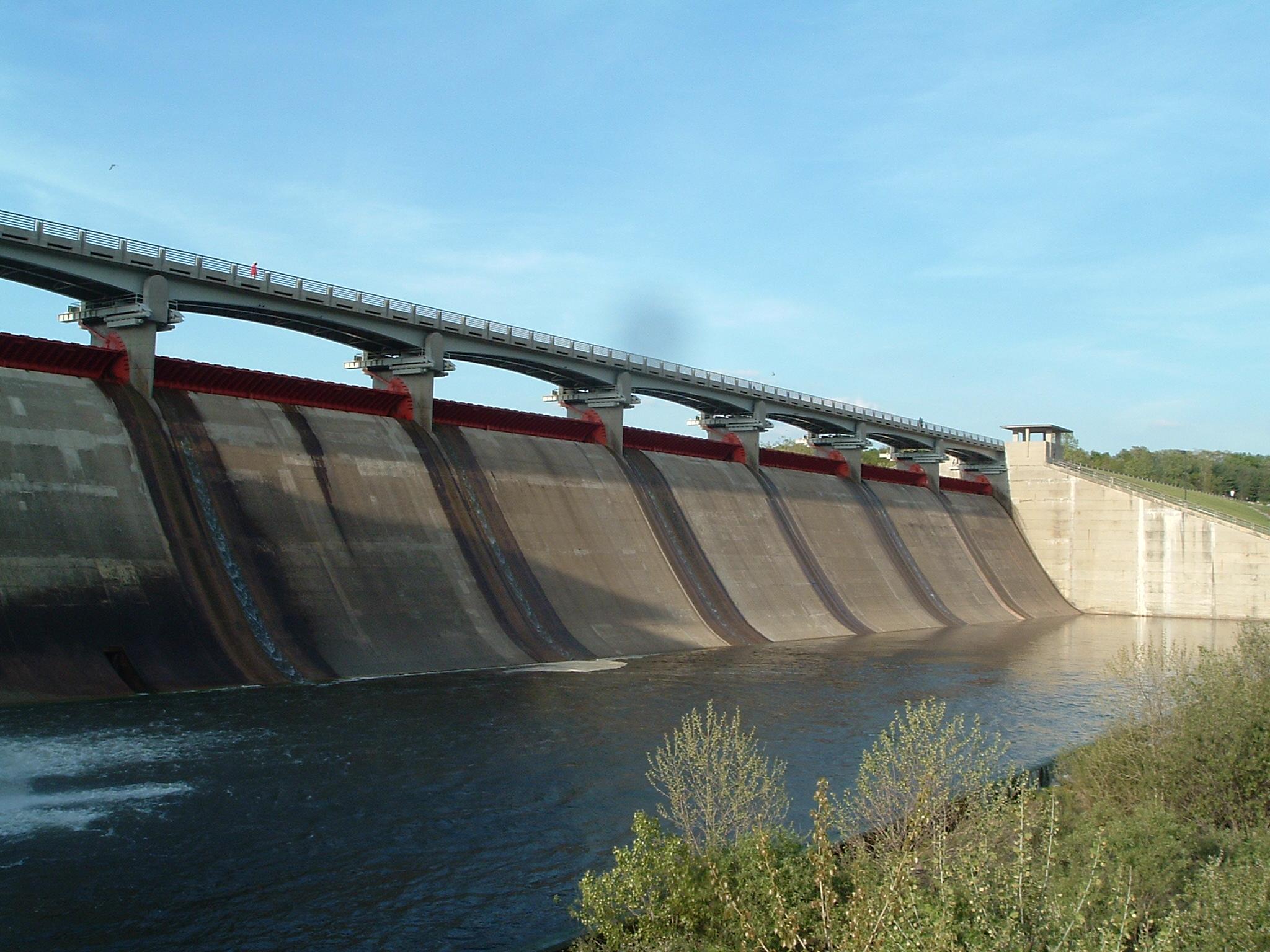 Hoover Dam (Ohio) - Wikipedia