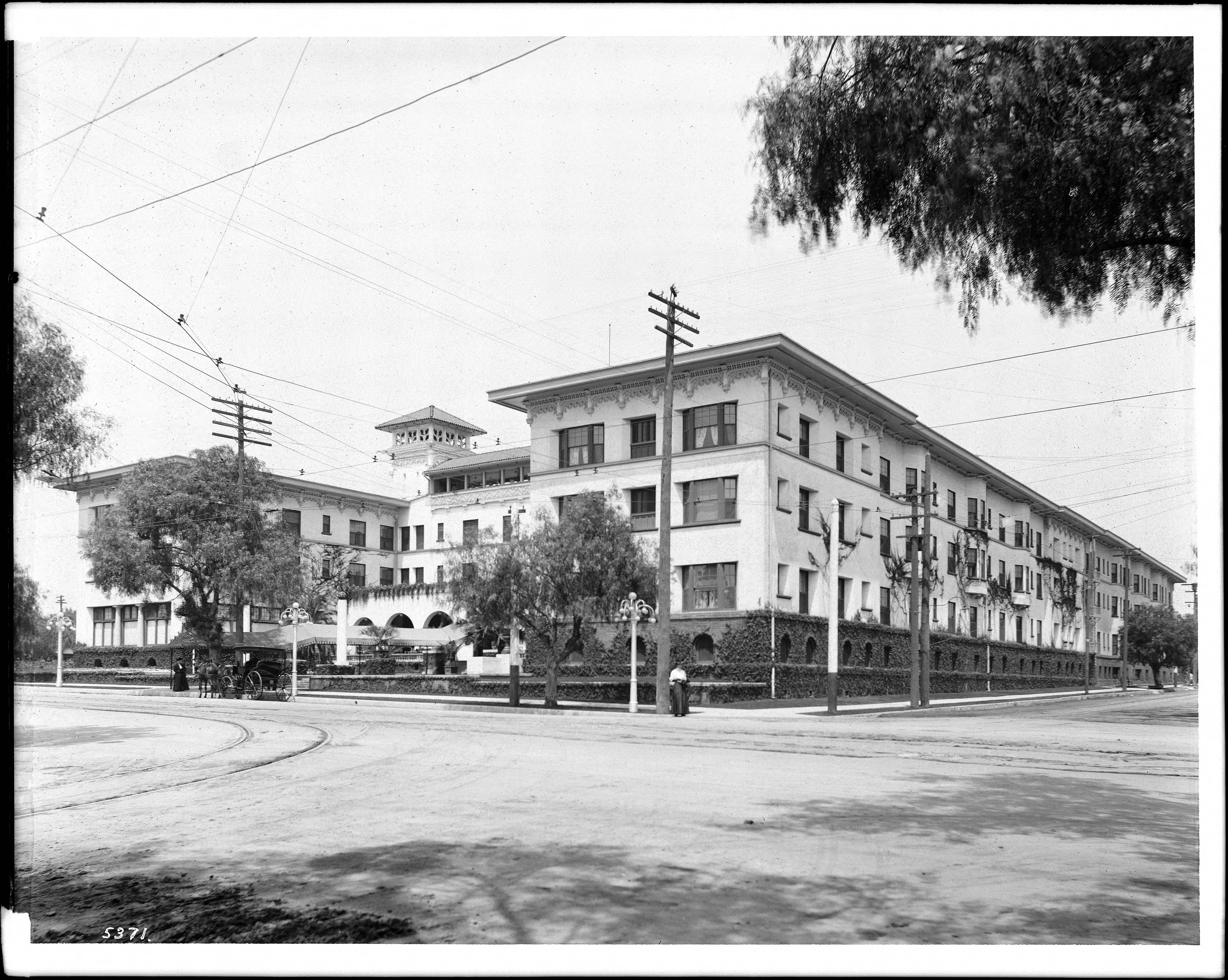 File Hotel Maryland In Pasadena Ca 1910 Chs 5371