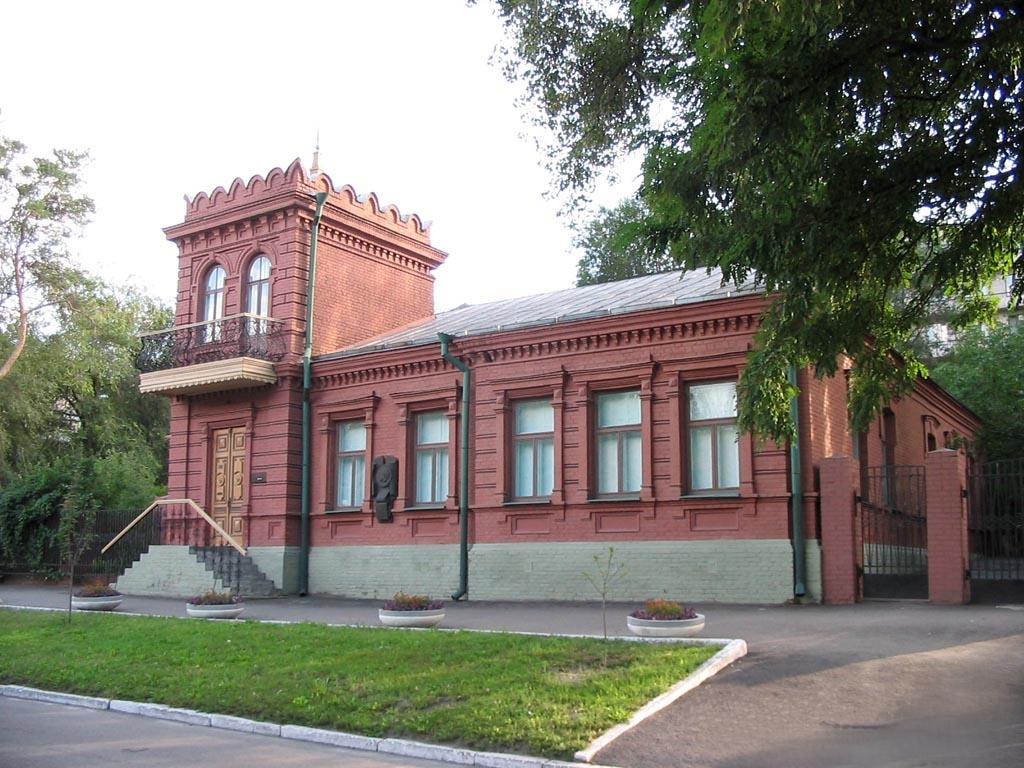 Мемориальный дом-музей академика Дмитрия Яворницкого